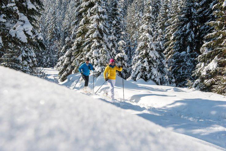 Schneeschuhwandern - Skiurlaub in Zauchensee, Ski amadé