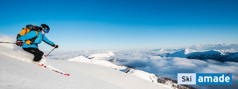 Skifahren - Skiurlaub in Zauchensee, Ski amadé