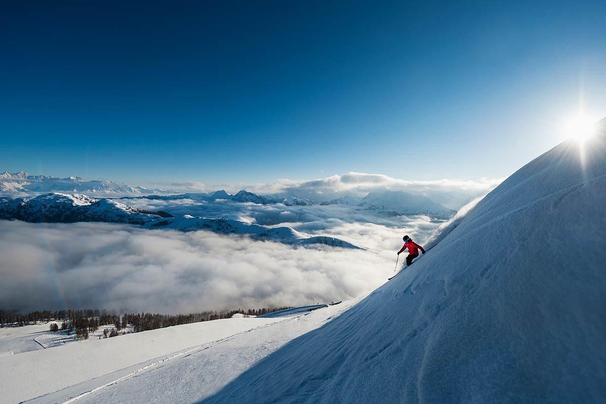 Skifahren Winterurlaub Altenmarkt Zauchensee 1