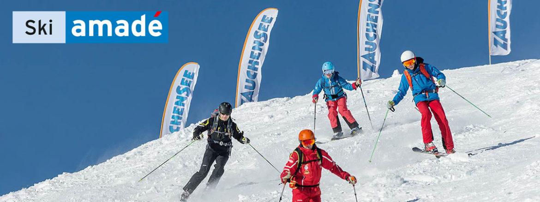 Wintersport abseits der Pisten - Zauchensee, Ski amadé